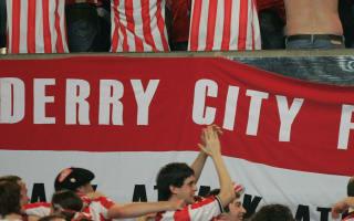 Derry record goalscorer Farren dies aged 33