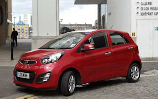 Kia Picanto Long Term Test: Nice design, shame about the consumption