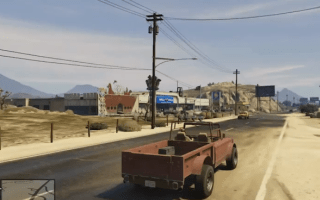 Say goodbye to your life, Grand Theft Auto V footage released!