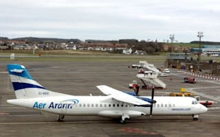 Pilot arrested minutes before take-off at Bristol for being 'over the limit'