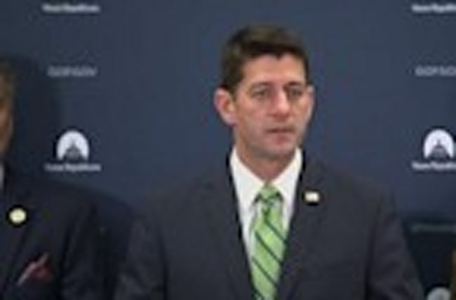 Ryan: Trump Gave 'Unique, Donald Trump' Response