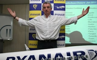 Ryanair's O'Leary branded 'rude' as he blasts regional airports