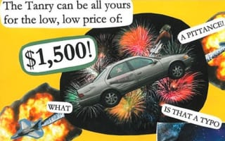 The top 5 creative used car adverts