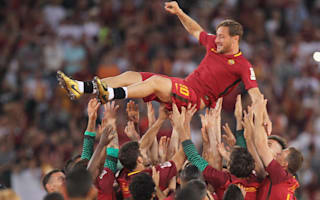 Totti could've played for any big club - Ramos hails Roma great