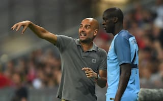 Toure apologises to Manchester City