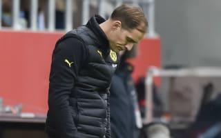Dortmund were not ready for Bundesliga intensity - Tuchel