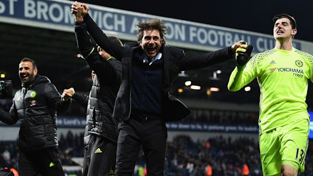 Cesc Fabregas 'very satisfied' after Chelsea's Premier League title win