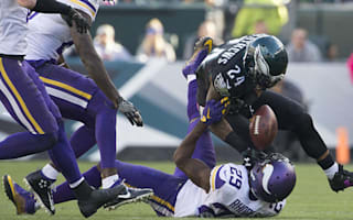 Vikings beaten on ugly day of NFL as Cardinals-Seahawks tie