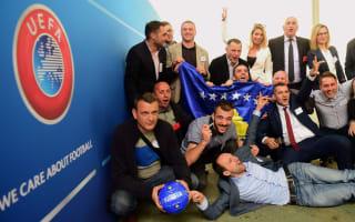 Kosovo win vote to become UEFA member nation