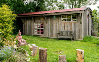 Would you spend the night in a shed? Airbnb launches 'shedcations'