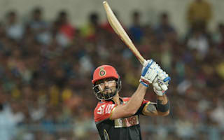 Kohli in the runs again as RCB book play-off place