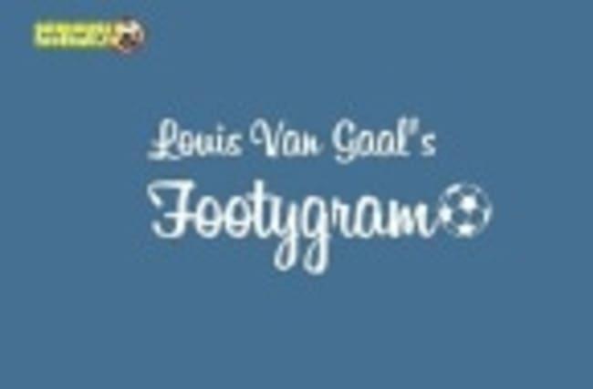 Hilarious Instagram spoof with Louis Van Gaal