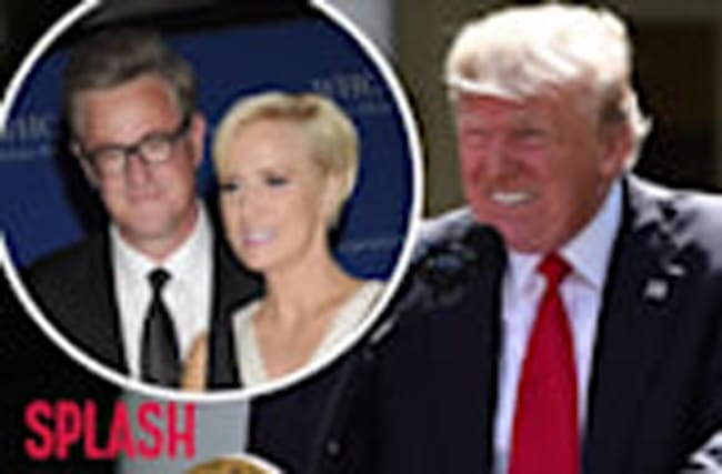 President Trump Slams MSNBC's Mika Brzezinski with Twitter Shot