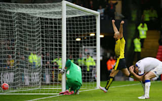 Watford 1 Leeds United 0: Wootton own goal sends Premier League side through