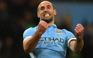 Chelsea v Manchester City: Zabaleta ready to show experience in 'final' showdown