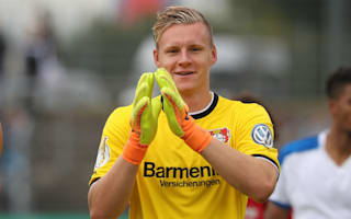 Leno signs Leverkusen extension