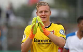 Leno signs Leverkusen extension