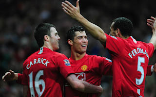 Carrick not thinking about Cristiano Ronaldo reunion at Man Utd