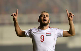 Syria stun China in World Cup qualifying