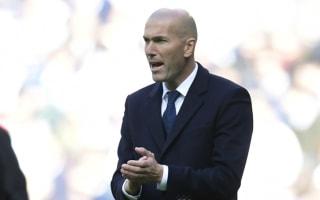Barcelona have no weaknesses - Zidane