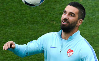 Turan puts Barcelona allegiances aside for Turkey-Spain clash