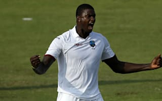 Brathwaite and Holder put Windies in the box seat