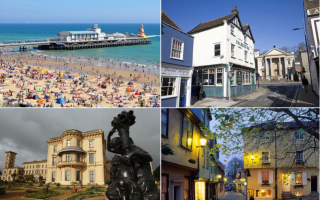 Do you live in one of the nicest areas in Britain?