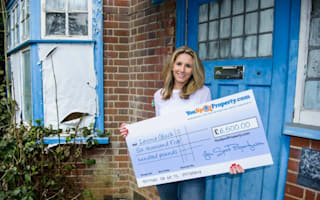 Could you make £6,500 by reporting empty property? This woman did