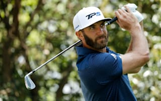 WATCH: Dustin Johnson drives 322-yard par four ... with two-iron!
