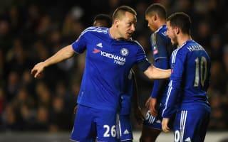 I won't be like Terry as Belgium captain - Hazard