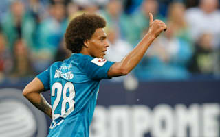 Witsel vows to stay at Zenit amid Chelsea, Juventus links