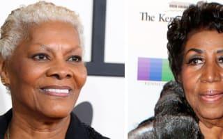 Aretha Franklin reignites feud with Dionne Warwick