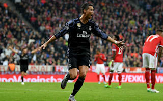 Bayern Munich 1 Real Madrid 2: Ronaldo double gives Zidane's men the edge