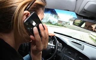 Police can't afford to stop drivers using mobile phones