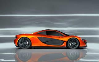 Five rivals for the McLaren P1 supercar