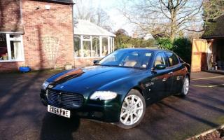 Sir Elton John's Maserati to go under the hammer at auction