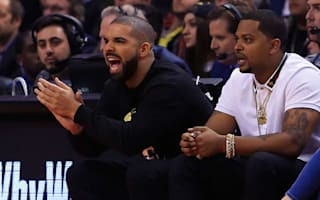 Drake bumped Kevin Durant during interview on 'Drake Night,' and things got really awkward