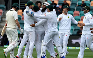 Australia in stunning collapse as South Africa ease to Test series victory