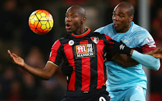 AFC Bournemouth v Norwich City: Afobe vows to bounce back for crunch clash