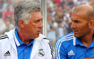 This is what I live for - Madrid coach Zidane welcomes Champions League reunion with Ancelotti's Bayern