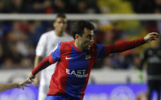 Levante 0 Sporting Gijon 0: Rain-soaked relegation rivals draw