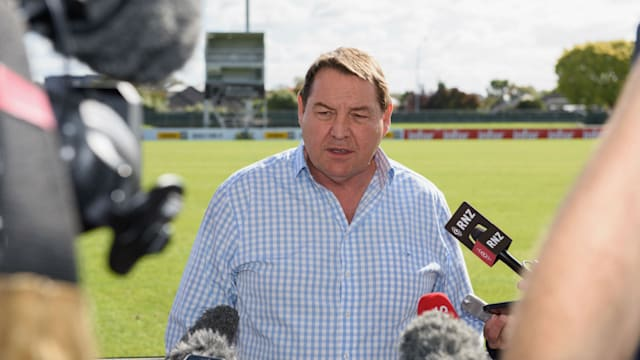Steve Hansen: Expectation will weigh heavily on the British and Irish Lions