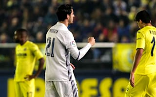 Villarreal 2 Real Madrid 3: Bale, Ronaldo and Morata complete stunning turnaround for Zidane's league leaders