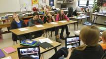Apple podría presentar un iPad de bajo coste para los colegios