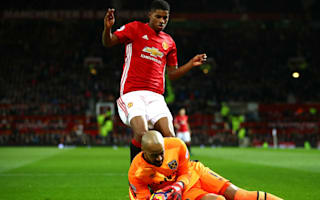 Randolph pleased with Old Trafford point