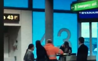 Woman slaps staff member at Stansted Airport after missing flight