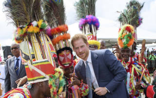 Harry to take trip to volcanic twin peaks on St Lucia leg of Caribbean tour