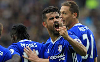Hull City 0 Chelsea 2: Willian and Costa get Conte back to winning ways