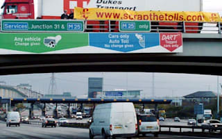 FTA slams Dartford toll rise