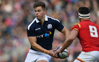 Huw Jones out of Lions contention